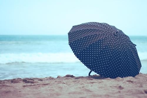 海デートイメージ画像
