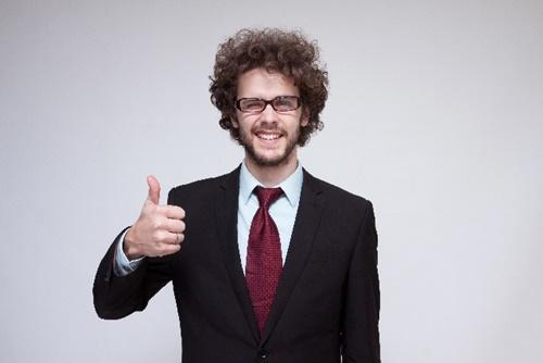 A型男子イメージ画像