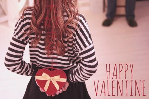 男心をくすぐるバレンタインチョコの渡し方