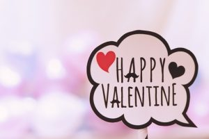 バレンタイン本命へのメッセージ
