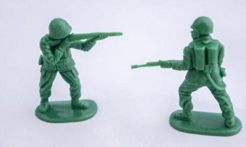 韓国人彼氏が軍隊で兵役にいったら